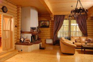 Преимущества деревянные домов под ключ