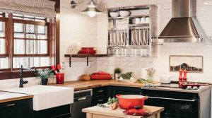 Фантастические идеи реконструкции кухни - какой стиль вам подходит?